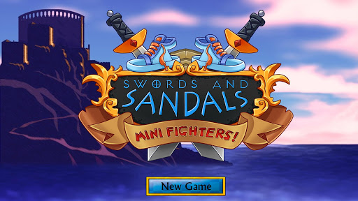 Swords and Sandals Mini Fighters