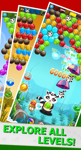 Weed Bubble Shooter: The Cannabis Breaker
