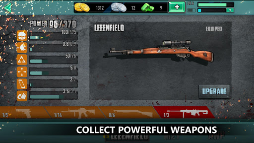 Zombie Sniper 3D Shooting Game - The Killer.