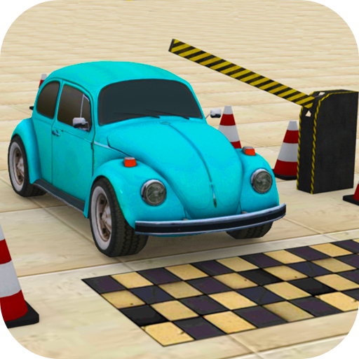 Download Gratis Classic Car Parking Real Driving v1.1 (Mod Apk)