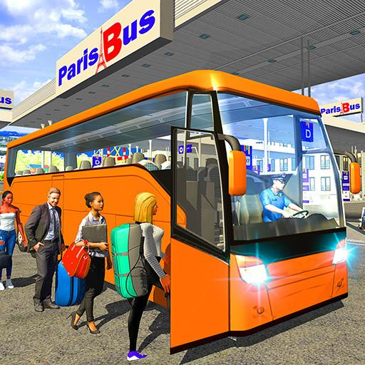 Gratis Coach Bus Driving Simulator v2.8 Mod Apk (Free Shopping)