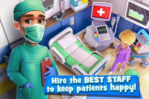 Dream Hospital - Health Care Manager Simulator