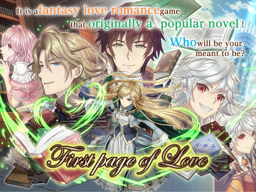 First Page of Love | Otome Dating Sim Otome game