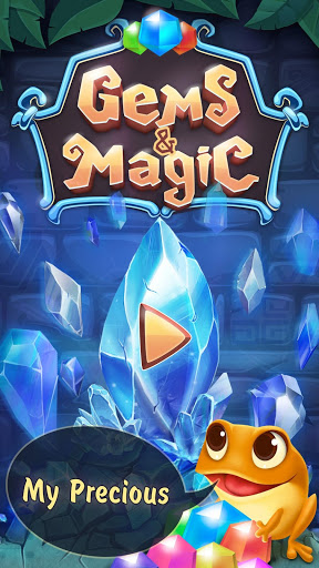 Gems & Magic adventure puzzle