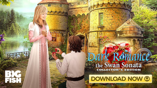 Hidden Objects - Dark Romance: The Swan Sonata