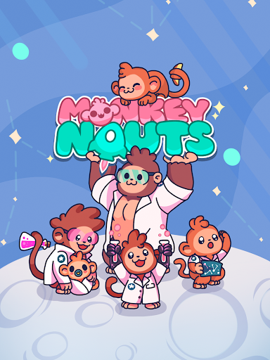 Monkeynauts: Merge Monkeys!
