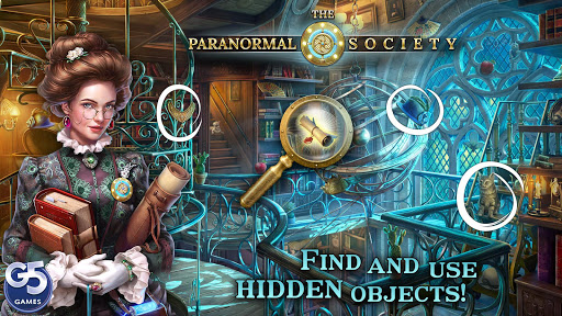 The Paranormal Society: Hidden Adventure