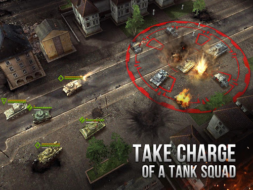Armor Age: Tank Wars — WW2 Platoon Battle Tactics