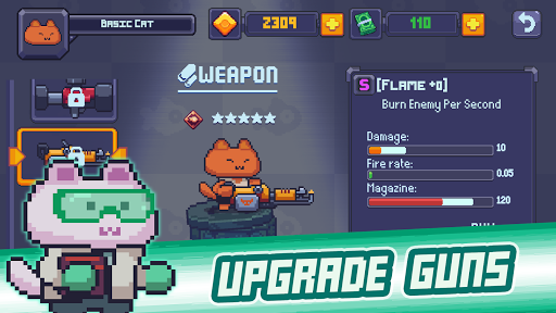 Cat Gunner: Super Force