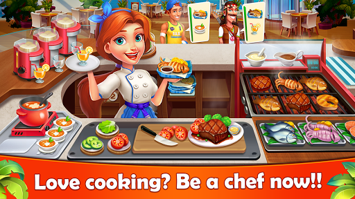 Cooking Joy - Super Cooking Games, Best Cook!