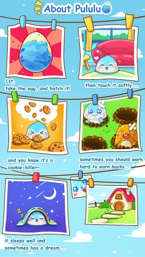 Cute Pet Pululu - Tamagotchi & Virtual Pet Game