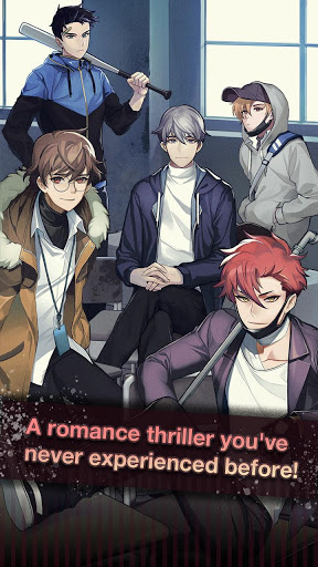 Dangerous Fellows - Romantic Thrillers Otome game