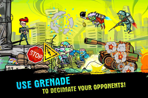 Dead Age: Zombie Adventure & Shooting Game