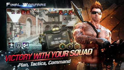 Final Warfare - An authentic FPS for mobile