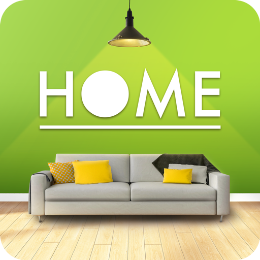 Home Design Makeover! v3.6.8g (Mod Apk) logo