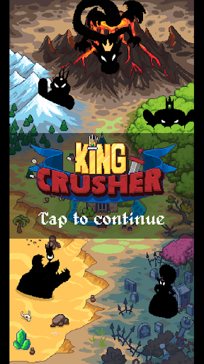 King Crusher – a Roguelike Game