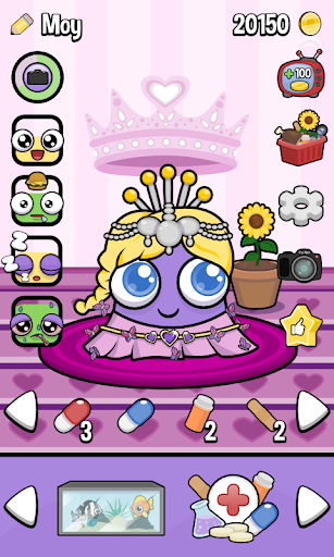 Moy 3  Virtual Pet Game