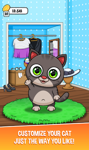 Oliver the Virtual Cat