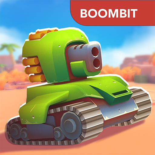 Tanks A Lot! – Realtime Multiplayer Battle Arena v2.90 (Mod Apk) logo