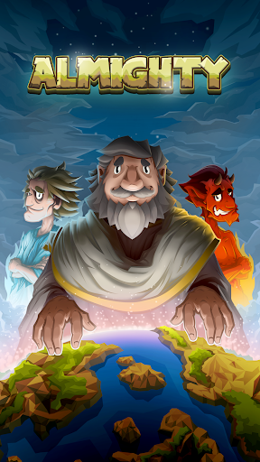  Almighty: God Idle Clicker