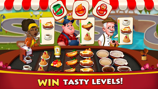 Cooking Grace - A Fun Kitchen Game for World Chefs