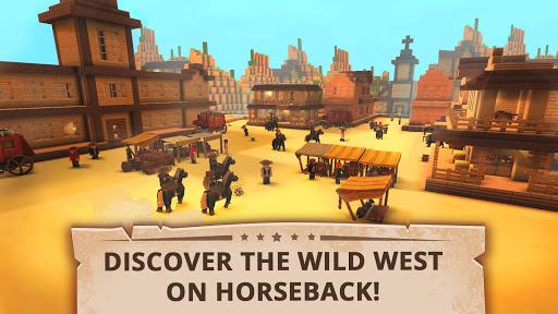 Cowboy Craft: Gun Duel Cowboy Games, West Gunsmoke