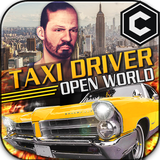 Crazy Open World Driver - Taxi Simulator