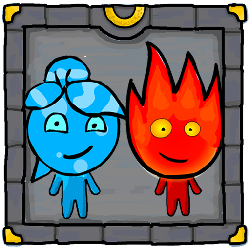 Fire boy and Water girl : Ice Temple