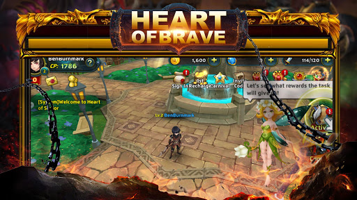 Heart of Brave:Origin