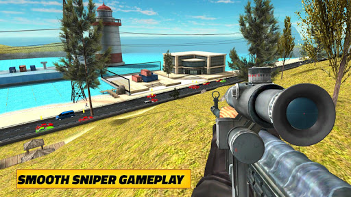 Highway Sniper Shooter