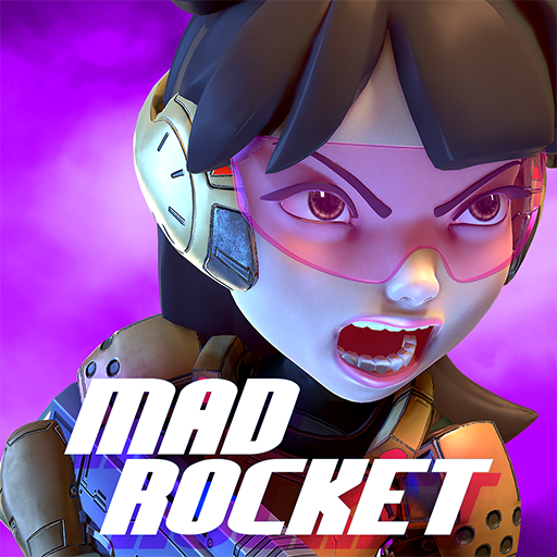 Mad Rocket: Fog of War - New Boom Strategy!