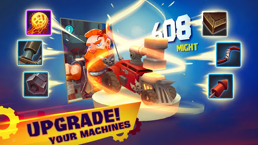 Mighty Machines - Vehicular Combat RPG