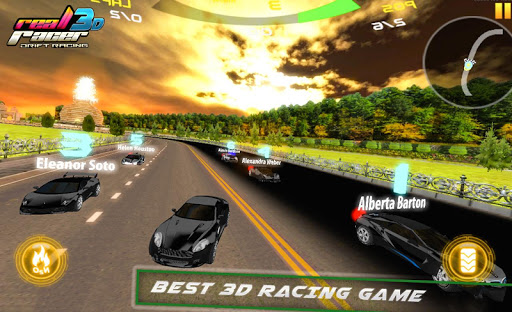 Modern Real Racer Drift Racing 3D