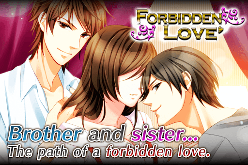 Otome games dating sim: Forbidden Love