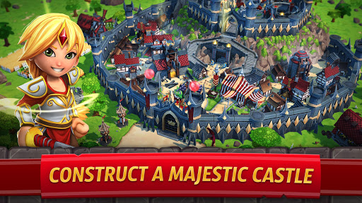 Royal Revolt 2: Tower Defense RPG and War Strategy
