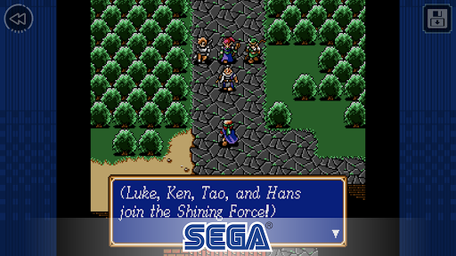 Shining Force Classics