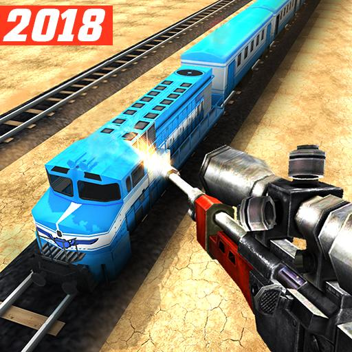Sniper 3D: Train Shooting Game