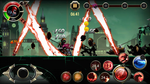 Stickman Ninja warriors : The last Hope