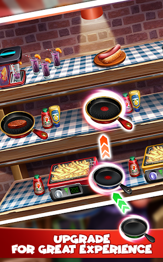 Cooking Urban Food - Fast Restaurant Games