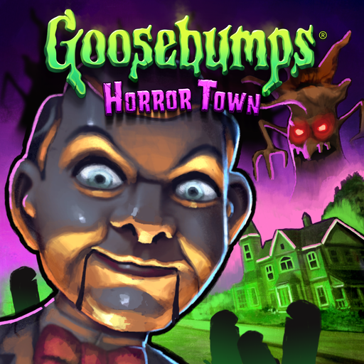 Goosebumps HorrorTown - The Scariest Monster City!
