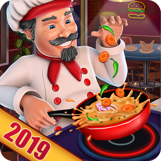 Kitchen Station Chef : Cooking Restaurant Tycoon