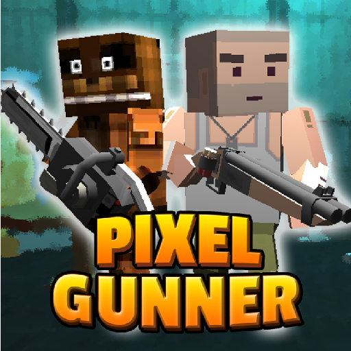 Pixel Z Gunner 3D – Battle Survival Fps v5.2.2 Mod Apk (Free Shopping) logo