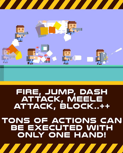 Plasma Dash - Run And Guns Endless Arcade game