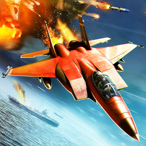 Unduh Skyward War v1.1.1 Mod Apk (Free Shopping)