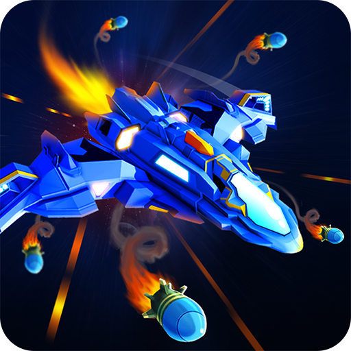 Strike Fighters Squad: Galaxy Atack Space Shooter v1 2 (Mod