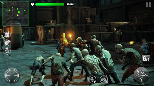 Survival After Tomorrow- Dead Zombie Shooting Game