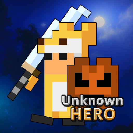 Unknown HERO - Item Farming RPG
