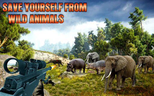 Animal Hunting:Jeep Drive Simulator