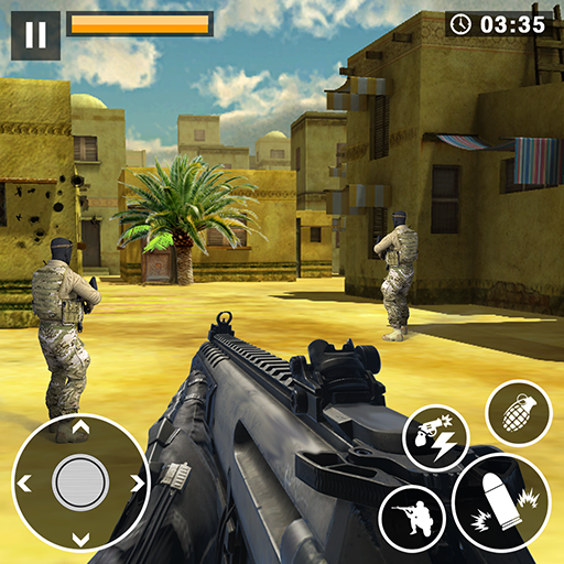 Counter Terrorist Critical Gun Mission