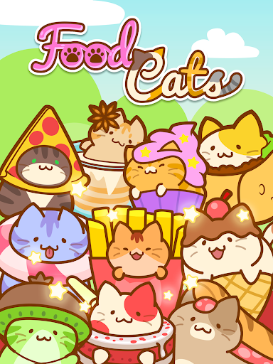 Food Cats - Rescue the Kitties!